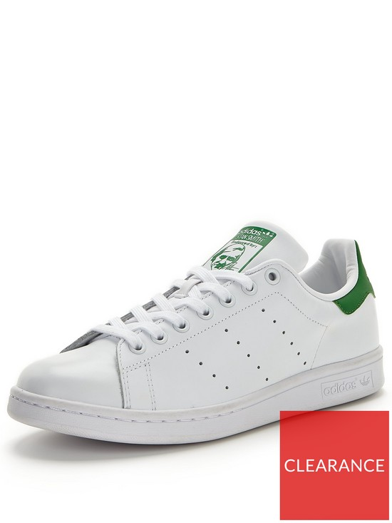 sale retailer bb8f9 4abb1 adidas Originals Stan Smith Mens Trainers