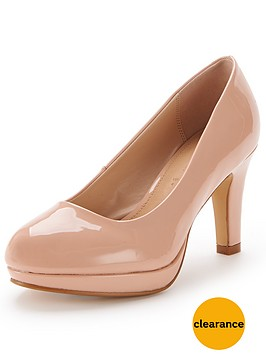 v-by-very-matilda-extra-wide-fit-platform-court-shoes-nude