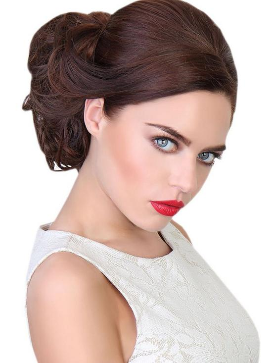 Beauty Works Small Messy Bun Very Co Uk