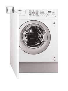 AEG L61470BI 7kg 1400 Spin Integrated Washing Machine - White Best Price, Cheapest Prices