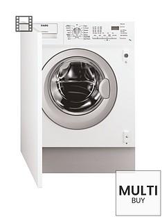 AEG L61470BI 7kg 1400 Spin Integrated Washing Machine
