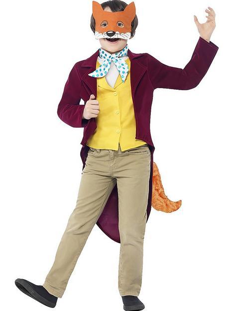 roald-dahl-roald-dahlnbspfantastic-mr-fox--nbspchilds-costume