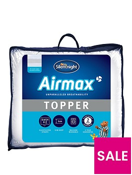 silentnight-air-max-dual-layer-5cm-super-king-size-mattress-topper