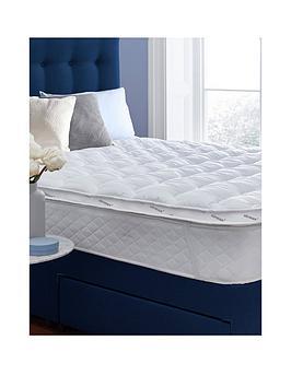 Silentnight Airmax Dual Layer 5 Cm Mattress Topper