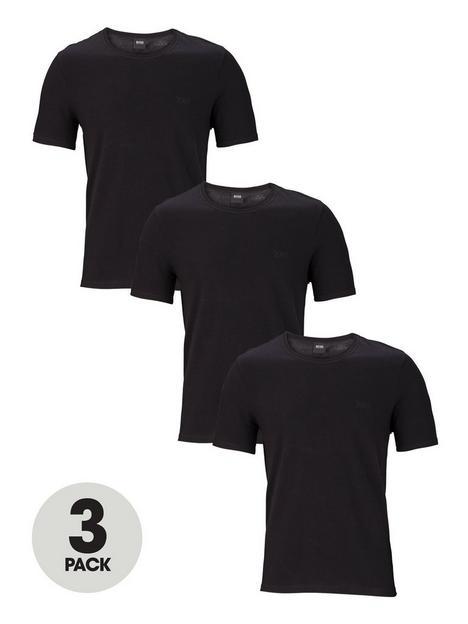 boss-bodywear-3-pack-core-lounge-t-shirts-black