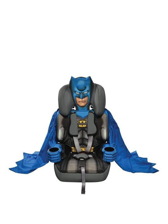 Kids Embrace Batman Group 1 2 3 Car Seat