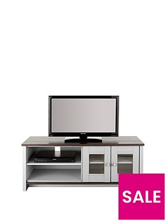 Consort Tivoli Ready Assembled TV Unit - fits up to 55 inch TV
