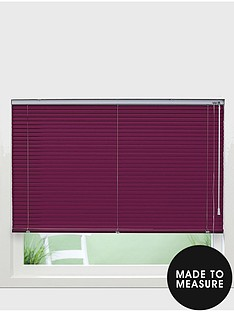 made-to-measure-25mm-aluminium-venetian-blinds-burgundy