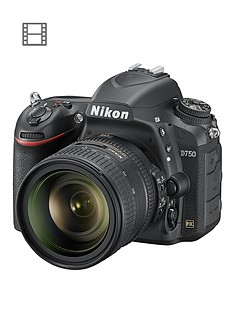 nikon-d750-digital-slr-camera-body-plus-24-85mm-vr-lensnbspsave-pound100-with-voucher-code-lwrcj