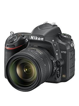nikon-d750-digital-slr-camera-body-plus-24-85mm-vr-lensnbspsave-pound100-with-voucher-code-lwrcj