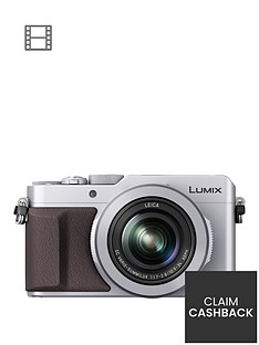 panasonic-lumix-dmc-lx100-in-silver-128mp-micro-43-sensor-24mm-leica-lens-4k-pound50-cash-back-available