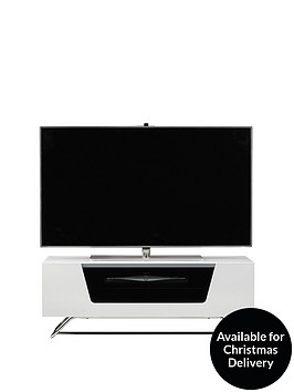 alphason-chromium-tv-stand-fits-up-to-46-inch-tv-white