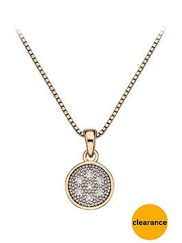 hot-diamonds-stargazer-18-carat-rose-gold-plated-sterling-silver-circle-pendant