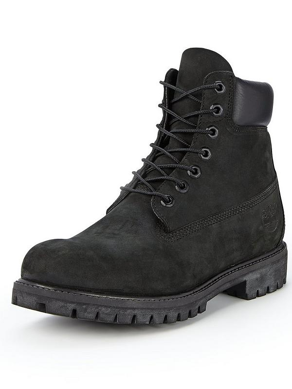 MENS TIMBERLAND 6 INCH BOOTS SIZE UK 9.5
