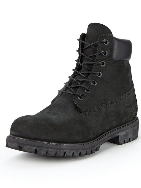 35a283474704e Timberland Premium 6 Inch Boots - Black | very.co.uk