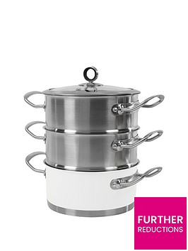 morphy-richards-18-cm-steamer-3-tier