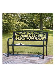 large-iron-welcome-bench