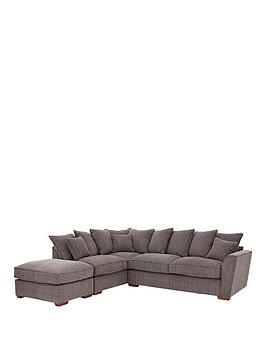 newport-left-hand-corner-chaise-and-footstool