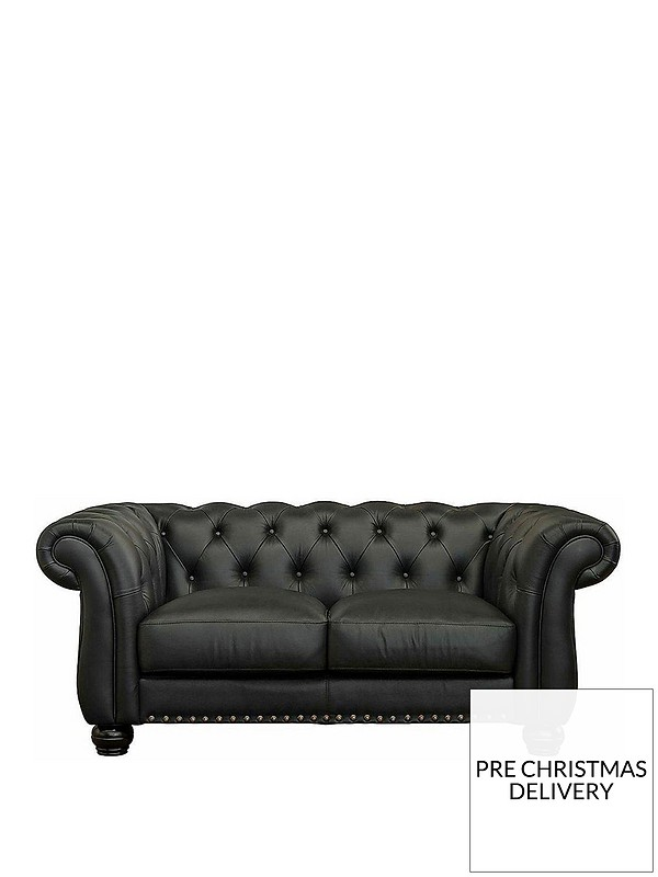 Bakerfield 2 Seater Leather Sofa