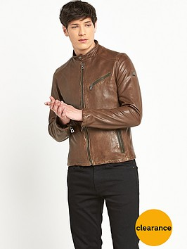 boss-orange-mens-leather-biker-jacket