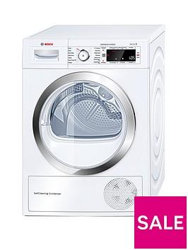 bosch-serienbsp8nbspwtw87560gbnbsp9kgnbspload-condenser-sensor-dryer-with-heat-pump-technologynbsp--white