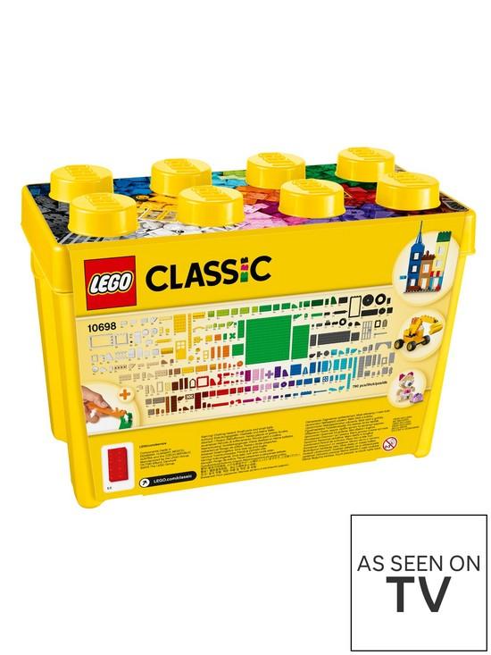 10698 Classic Large Creative Brick Box