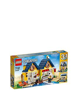 lego-creator-creator-beach-hut-31035