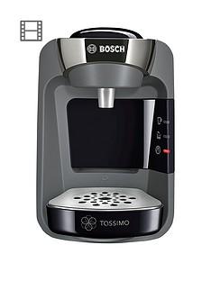 Tassimo TAS3202GB Suny Coffee Machine - Black