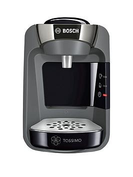 Tassimo Tas3202Gb Suny Pod Coffee Machine - Black