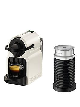 nespresso inissia xn101140 coffee machine with milk. Black Bedroom Furniture Sets. Home Design Ideas