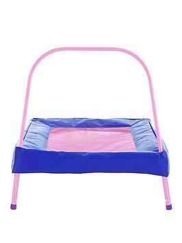 Sportspower Junior Trampoline  Pink