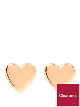 ted-baker-heart-stud-earrings-rose-gold