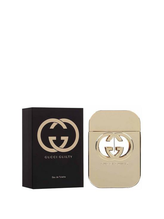 f39920210 Gucci Guilty 75ml EDT | very.co.uk