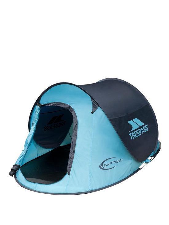 231138fbc14 Trespass Swift 200 2-person Pop-up Tent