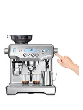 sage-bes980uknbsporacle-coffee-machine--nbspbrushed-stainless-steel