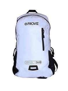 proviz-reflect-360-rucksack-silver
