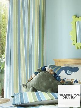 catherine-lansfield-lined-dinosaur-curtains