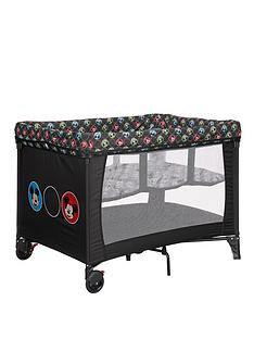 mickey-mouse-bassinette-mickey-circles-travel-cot