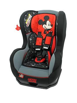 Mickey Mouse Disney Mickey Cosmo Sp Luxe Group 0-1-2 Car Seat