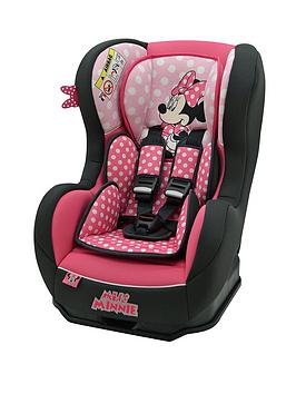 Minnie Mouse Disney Minnie Mouse Cosmo Sp Luxe Group 0-1-2 Car Seat