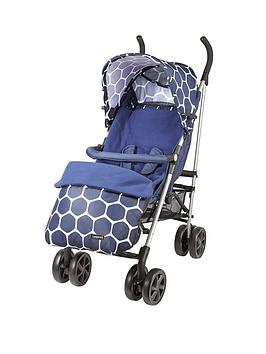 ladybird-stroller-with-footmuff-navy