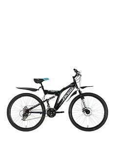 Boss Cycles Stealth Mens Full Suspension Mountain Bike