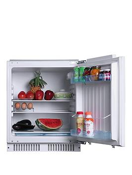 baumatic-br105-60cm-integrated-fridge-white