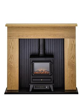 adam-fire-surrounds-innsbruck-oak-electric-fireplace-suite-with-stove