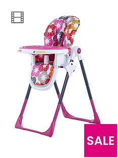 Cosatto Noodle Supa Highchair - Poppidelic