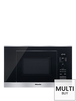 miele-m-6032-scnbsp17-litre-built-in-microwave-oven-with-automatic-programmes-stainless-steel