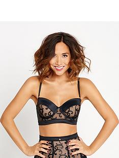 myleene-klass-all-over-scroll-embroidery-padded-longline-bra