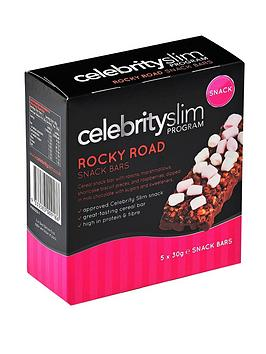 celebrity-slim-rocky-road-snack-bar