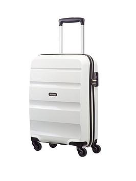 American Tourister Bon Air Spinner Cabin Case - White