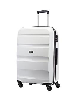 American Tourister Bon Air Spinner Medium Case - White